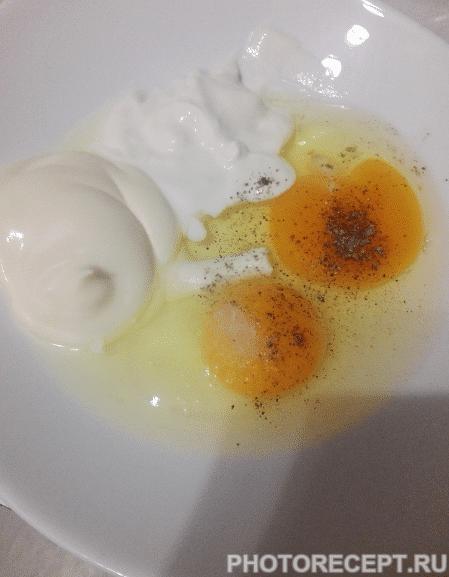 Фото рецепта - Мясные вафли - шаг 3