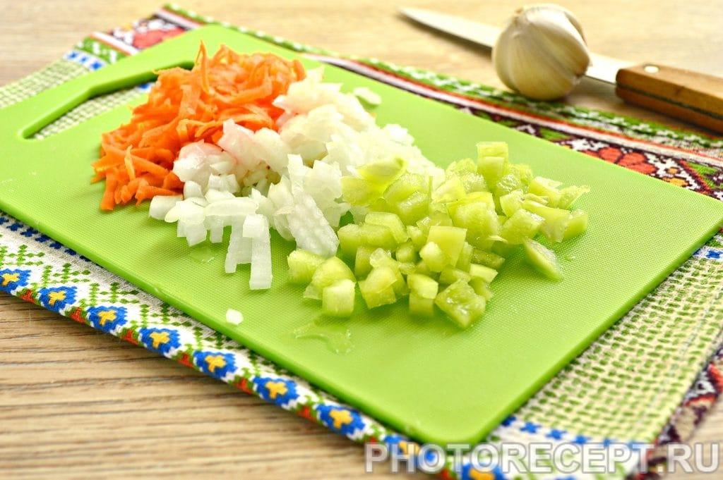 Фото рецепта - Щи из свежей капусты на говяжьем бульоне - шаг 5