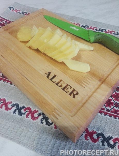 Фото рецепта - Шурпа со свининой и картофелем - шаг 4
