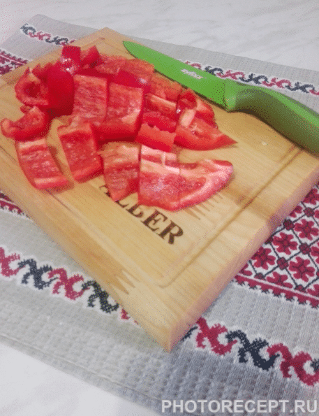 Фото рецепта - Шурпа со свининой и картофелем - шаг 5