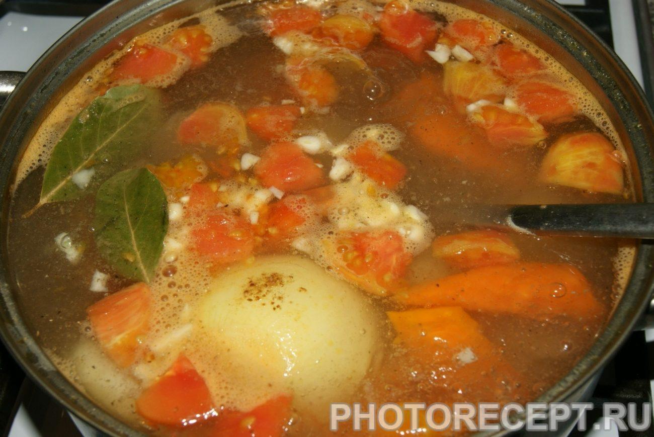 Вкусная шурпа рецепт пошагово