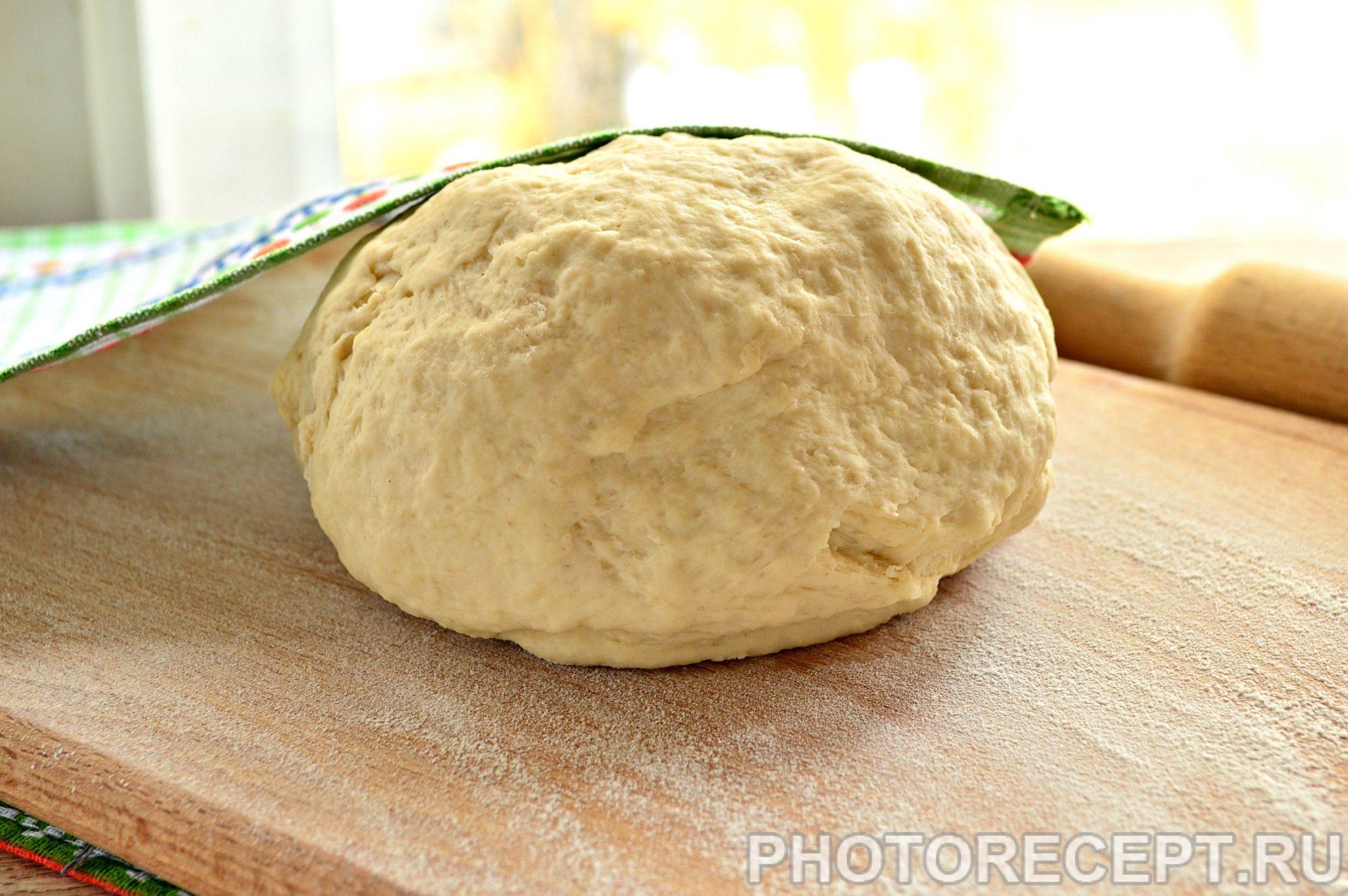 Тесто на вареники на молоке рецепт пошагово