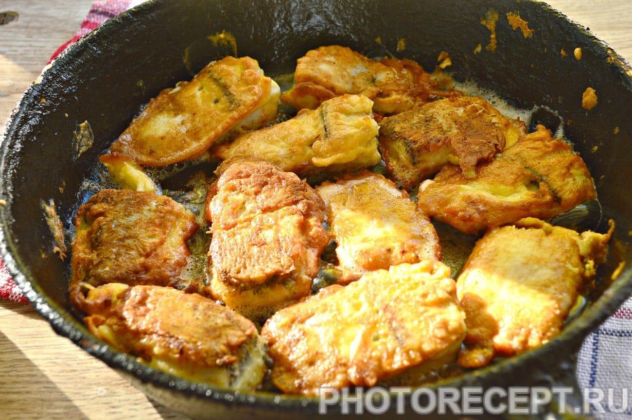 Мясо в кляре пошаговый рецепт
