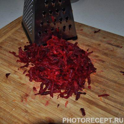 Фото рецепта - Украинский борщ в мультиварке - шаг 4