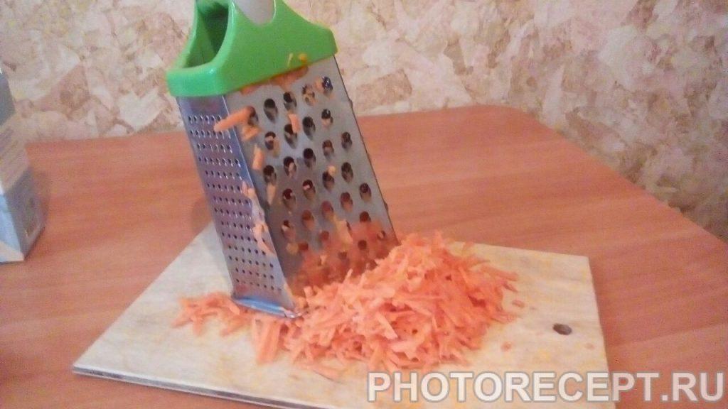 Фото рецепта - Рыба с овощами, приготовленная в мультиварке - шаг 6