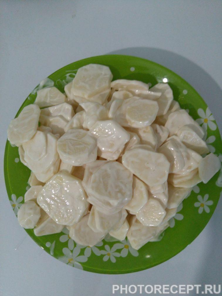 Фото рецепта - Запеканка картофельная с фаршем и помидорами - шаг 1
