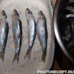 Фото рецепта - Рыба жареная - шаг 6