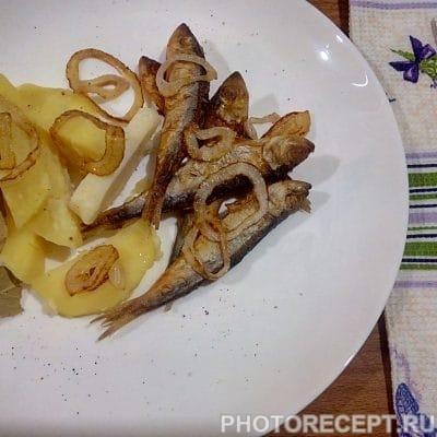 Рыба жареная - рецепт с фото