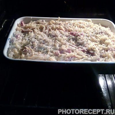 Фото рецепта - Запеканка из макарон - шаг 7