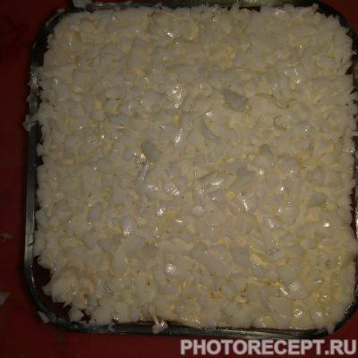 Фото рецепта - Салат — «МИМОЗА» - шаг 7