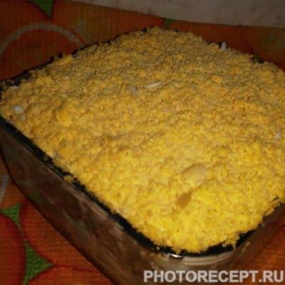 Салат — «МИМОЗА» - рецепт с фото