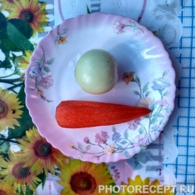Фото рецепта - Борщ семейный - шаг 2