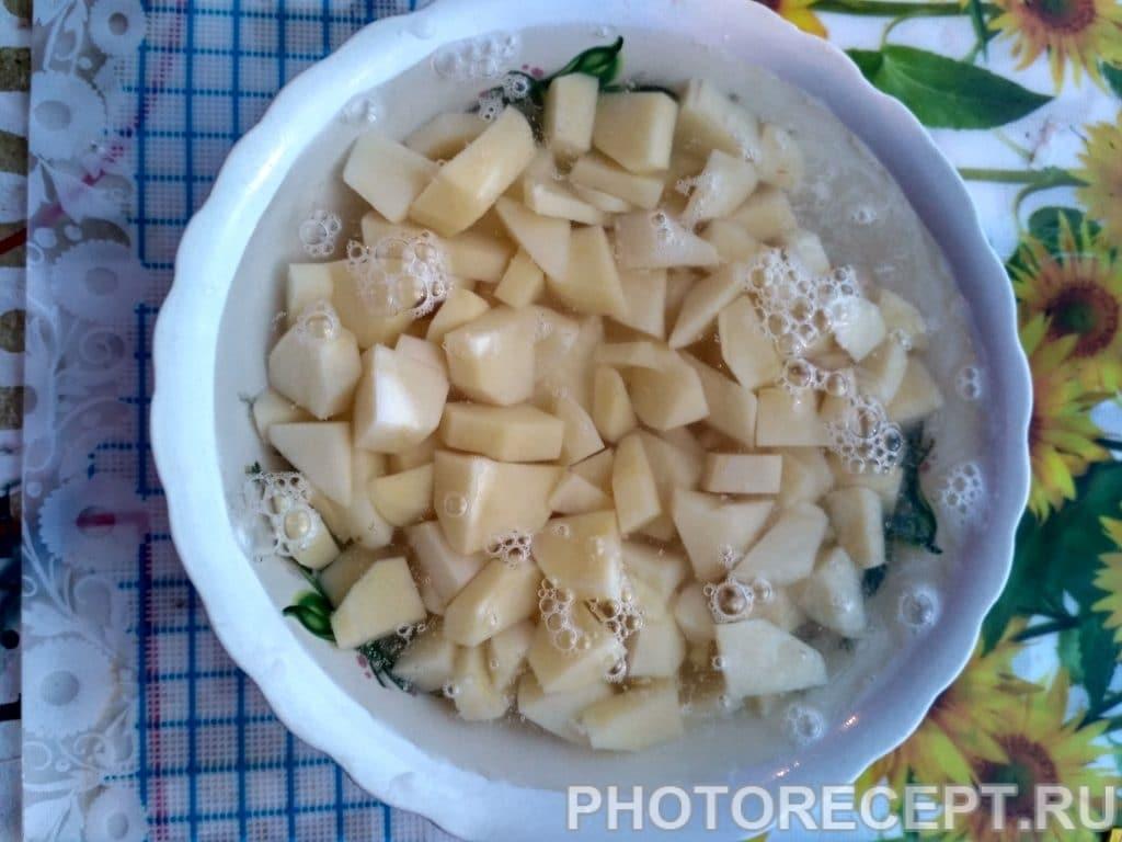Фото рецепта - Борщ семейный - шаг 6
