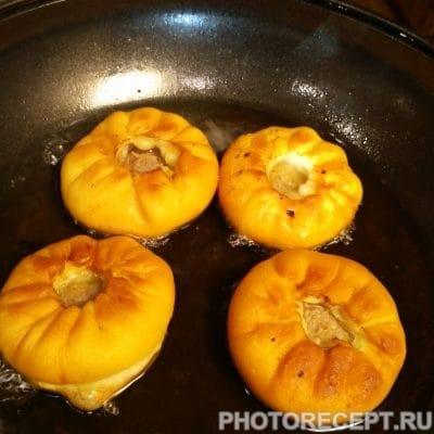 Фото рецепта - Беляши с мясом - шаг 7
