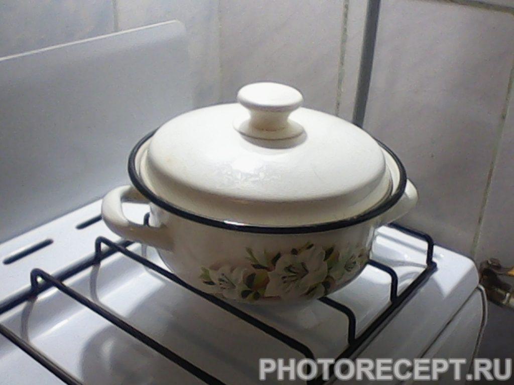Фото рецепта - Перловая каша - шаг 2