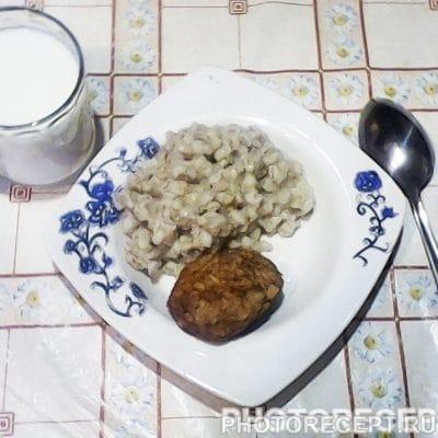 Перловая каша - рецепт с фото