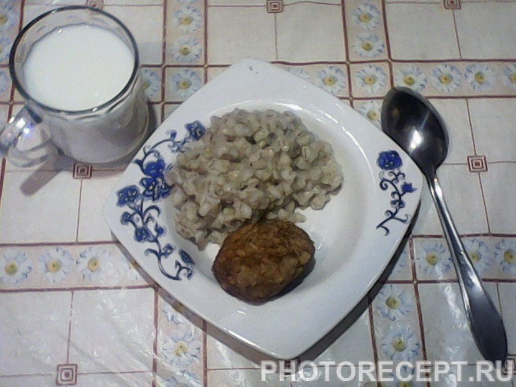 Фото рецепта - Перловая каша - шаг 5