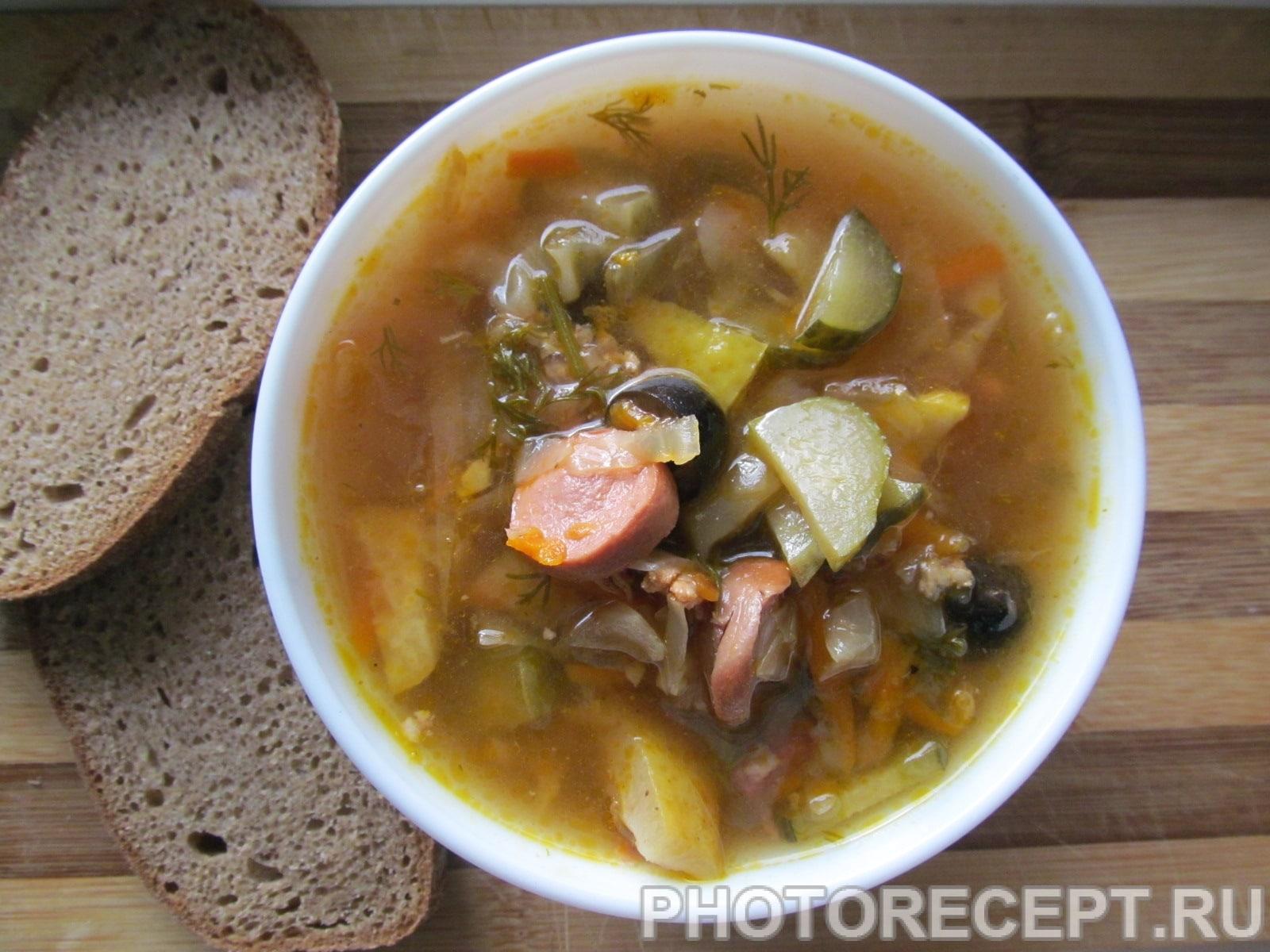 Суп домашняя 27