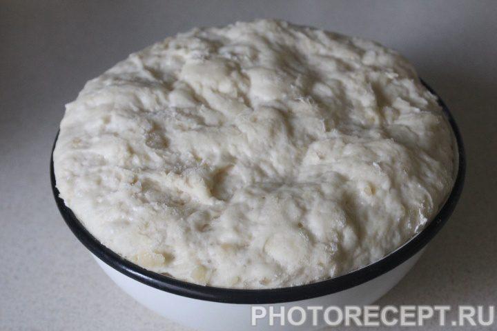 Фото рецепта - Красный борщ с пампушками - шаг 8