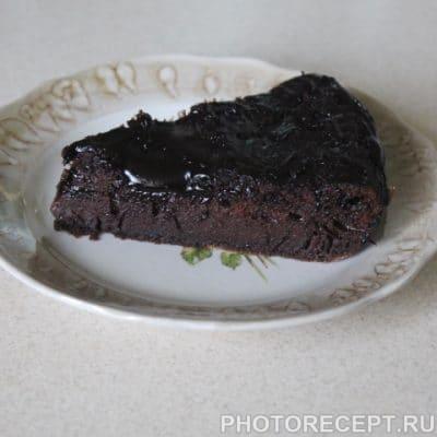 Шоколадная глазурь — ганаш - рецепт с фото