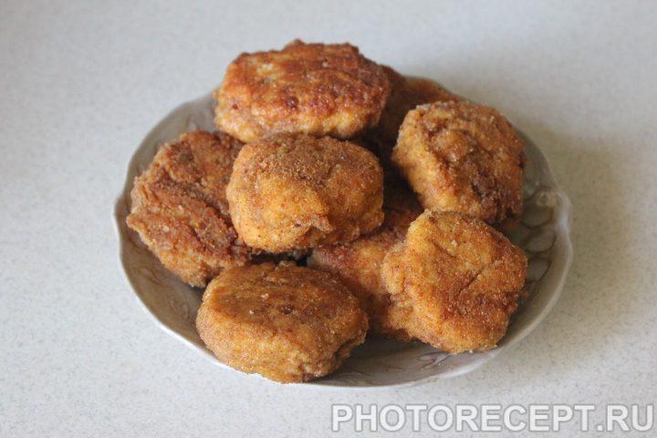Фото рецепта - Куриные котлеты - шаг 10