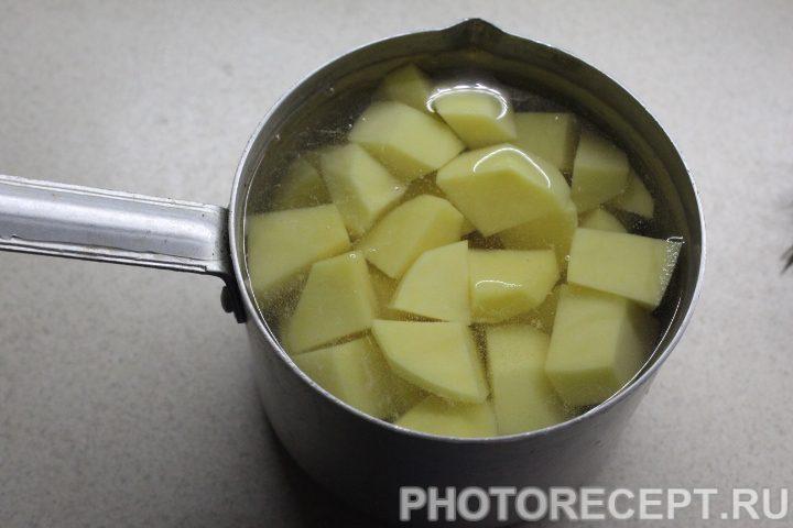 Фото рецепта - Нежное картофельное пюре - шаг 2
