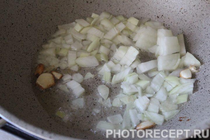 Фото рецепта - Еврейский хумус - шаг 6