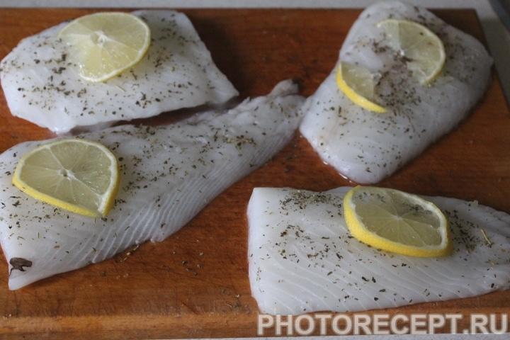 Фото рецепта - Пряная рыба в фольге - шаг 3