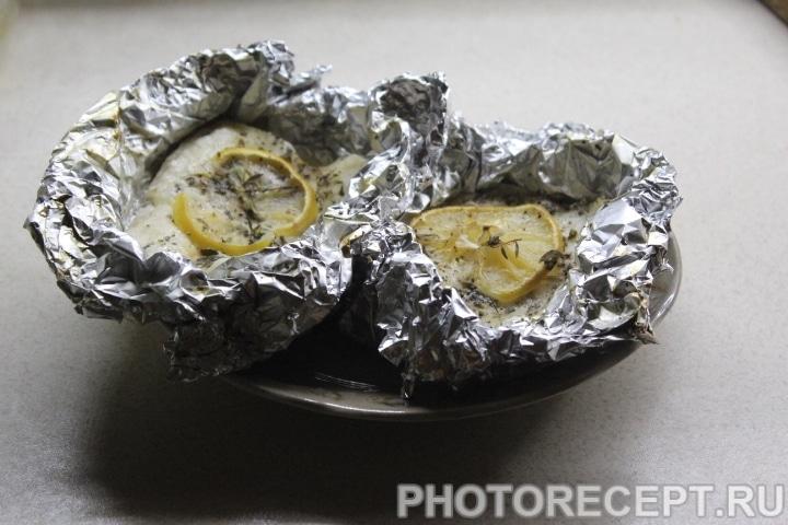 Фото рецепта - Пряная рыба в фольге - шаг 6