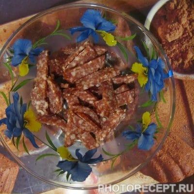 Фото рецепта - Сборная солянка с колбасой - шаг 3