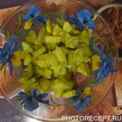 Фото рецепта - Сборная солянка с колбасой - шаг 4