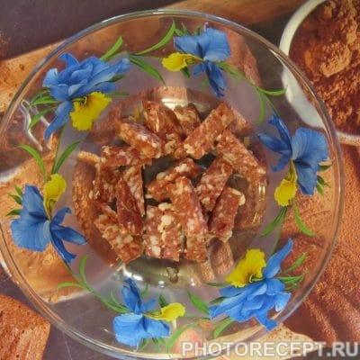 Фото рецепта - Рассольник «классический» с перловкой и копчёной колбасой - шаг 3