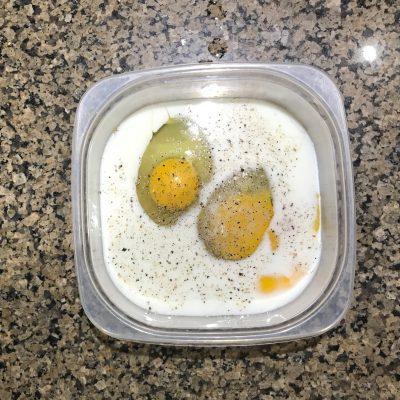 Фото рецепта - Гренки из злакового хлеба - шаг 2