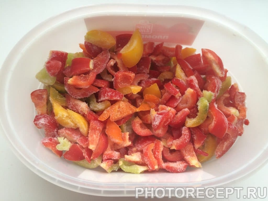 Фото рецепта - Жаркое из свинины - шаг 2