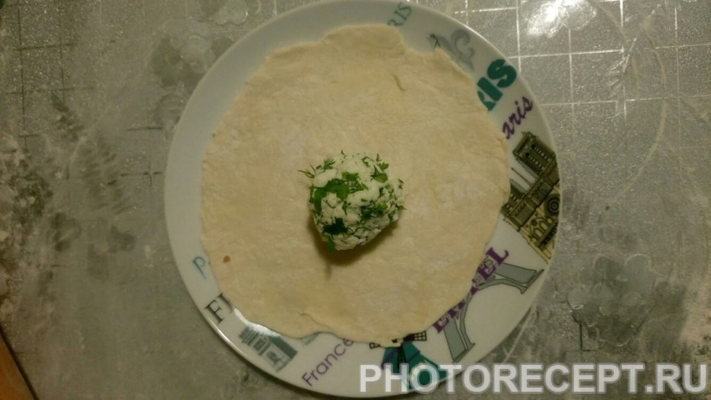 Фото рецепта - Хачапури - шаг 6