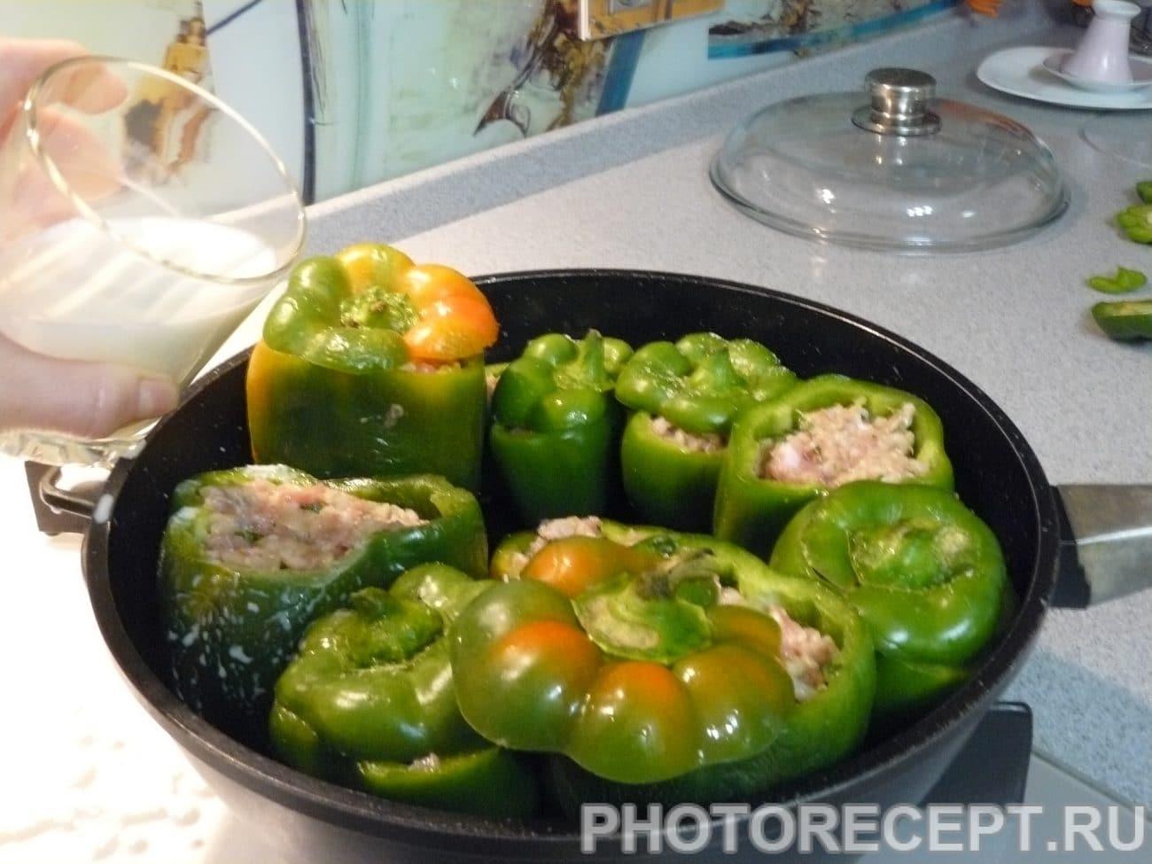 Перец на пару - пошаговый рецепт с фото: как приготовить