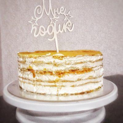 Тесто на «Медовик» - рецепт с фото