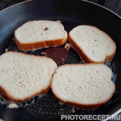 Фото рецепта - Гренки - шаг 8