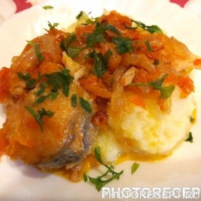 Фото рецепта - Рыба под маринадом - шаг 8
