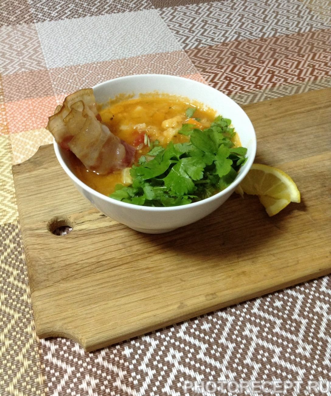 Минестроне классический овощной суп (меню итальянского)