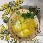 Суп «3D» с клецками-диетический, душевный, деликатный