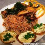 Жареные кабачки в чесночном соусе