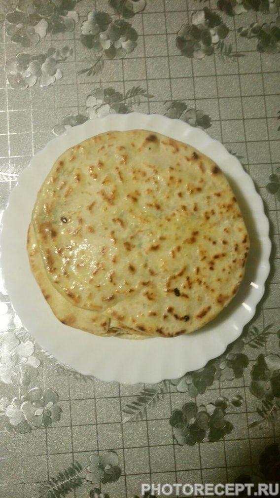 Фото рецепта - Хачапури - шаг 9