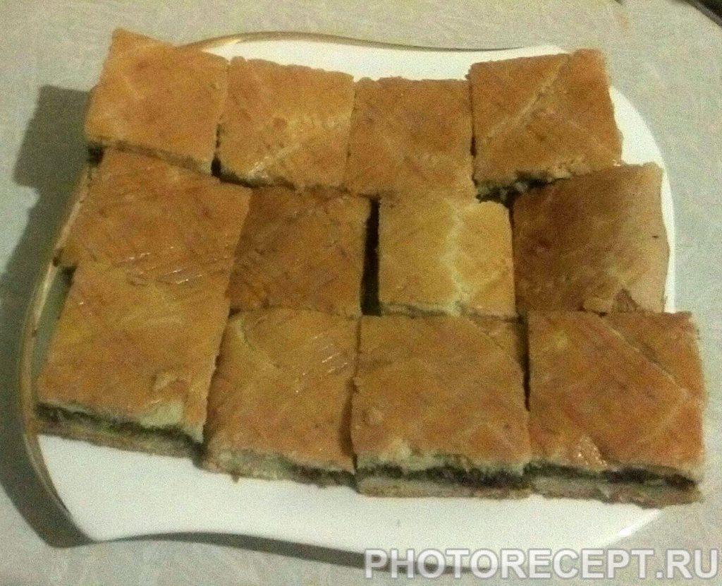 Фото рецепта - Мясной пирог - шаг 5