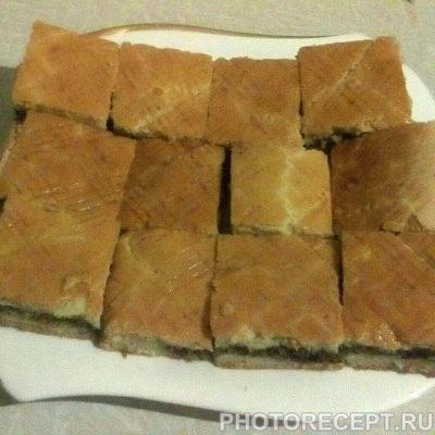 Мясной пирог - рецепт с фото