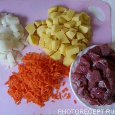 Фото рецепта - Мясо в горшочках - шаг 3