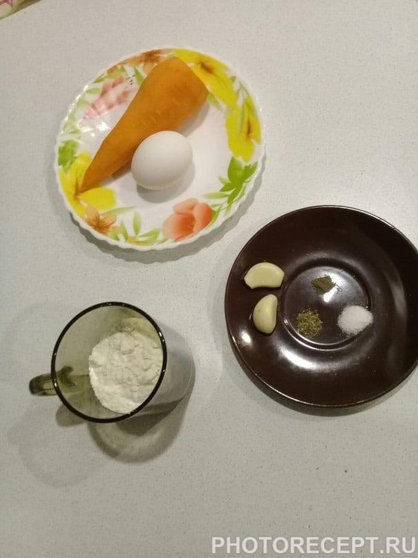 Фото рецепта - Морковные котлеты - шаг 1