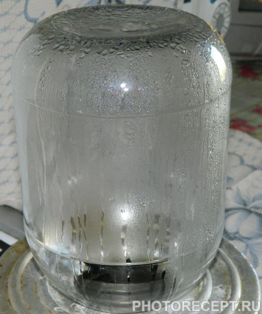 Фото рецепта - Компот из красной смородины на зиму - шаг 1