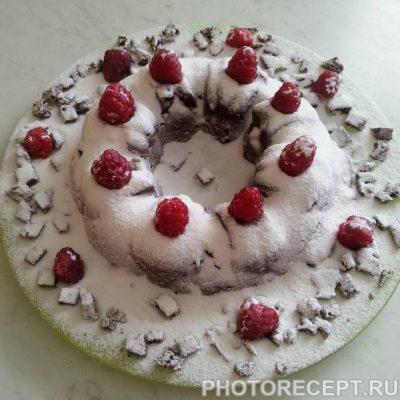 Фото рецепта - Кекс в микроволновке за 3 минуты - шаг 5