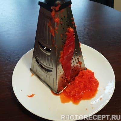 Фото рецепта - Украинский борщ с домашней курицей и фасолью - шаг 5